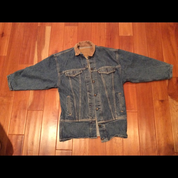 Vintage Other - 💙*RARE*💙 Levi's field denim jean jacket size M
